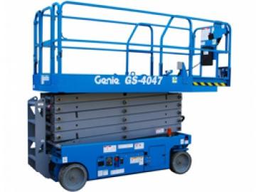 GENIE GS4047 werkhoogte 14m.